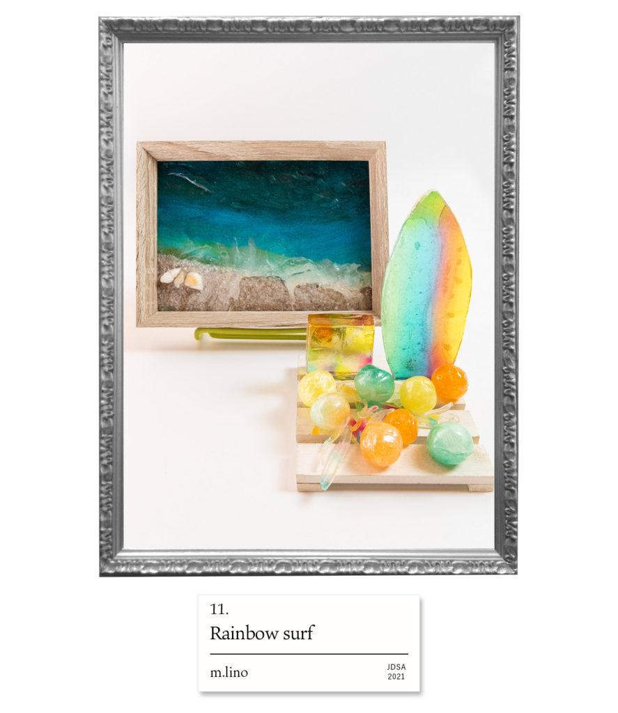 Rainbow surf m.lino